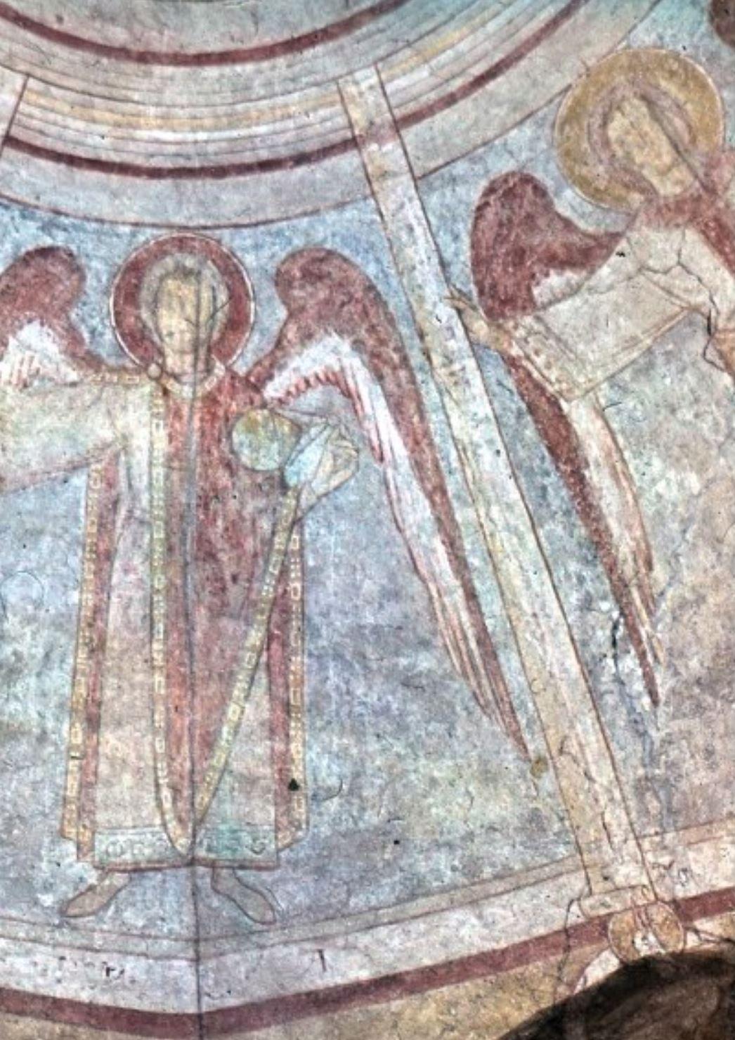 Coupole 1146-55 allerheiligen kapelle regensburg ange