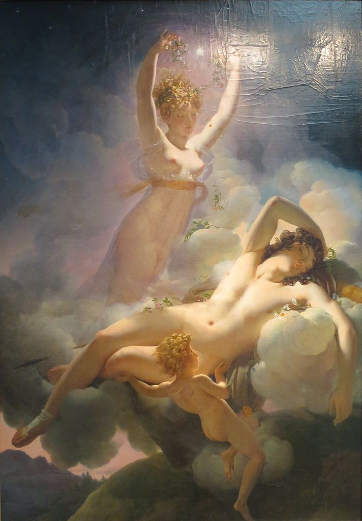 Pierre-Narcisse_Guerin 1811_Aurora_and_Cephalus Pushkin_Museum