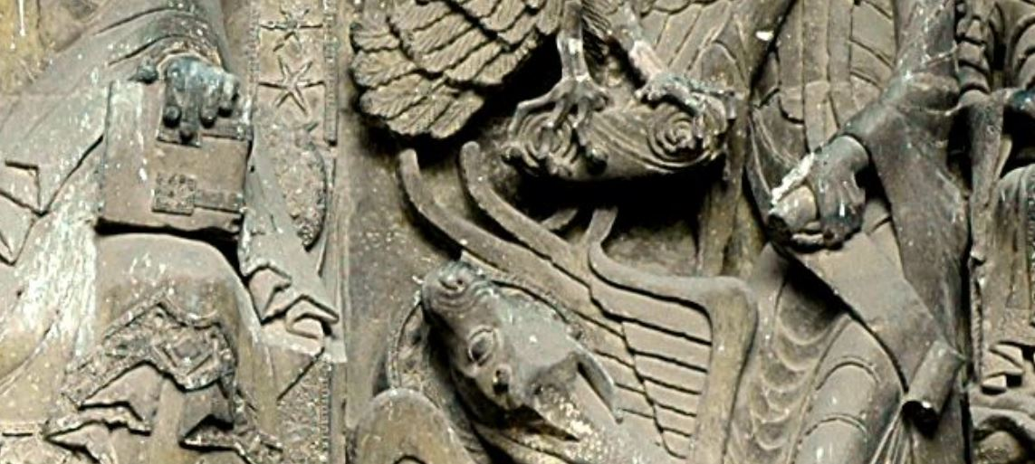 Tympan Moissac detail2