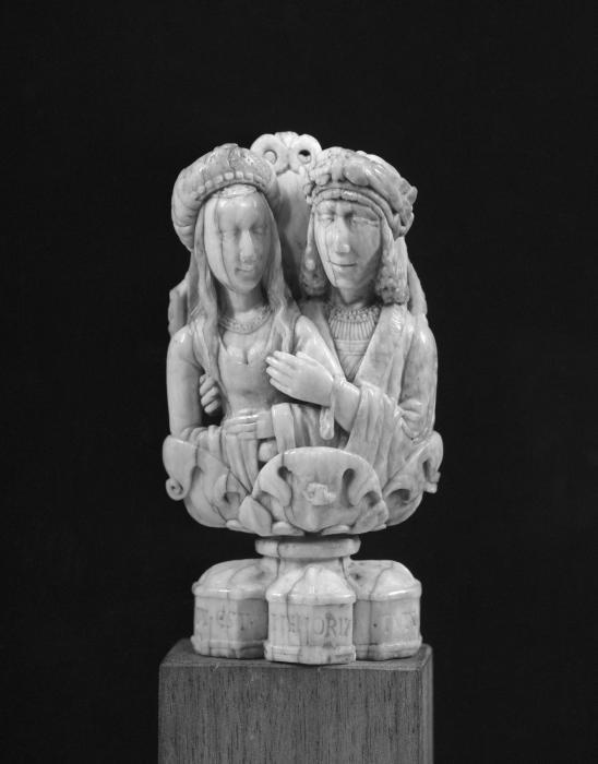 1500-50 Amants et Mort Boston Museum of Fine Arts A