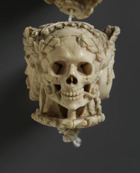 1530 ca Rosaire France ou PaysBas VA Museum B