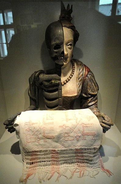 1650-1700 Statue_-_Tiroler_Volkskunstmuseum Innsbruck