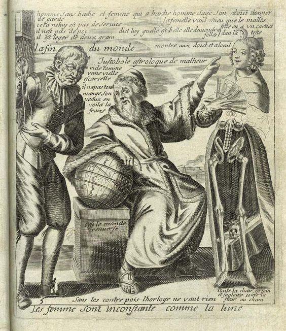 1657-63 LAGNIET Jacques - Les femm