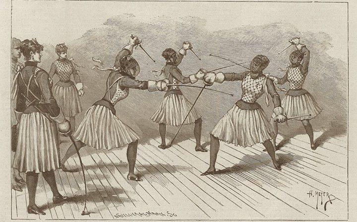 1888-91 hartl-girls tournee US