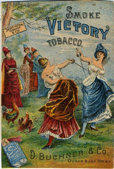 1890 ca Victory Tobacco