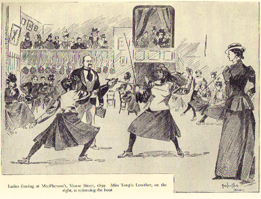 1899 UK MacPherson's Sloane street