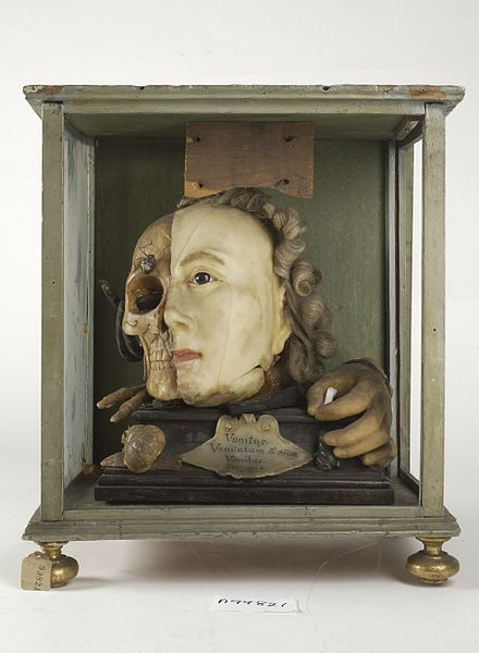 18th C. Wax_model_Wellcome_L0035770