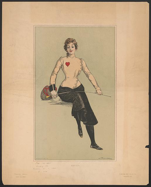 1901 Repos Philadelphie