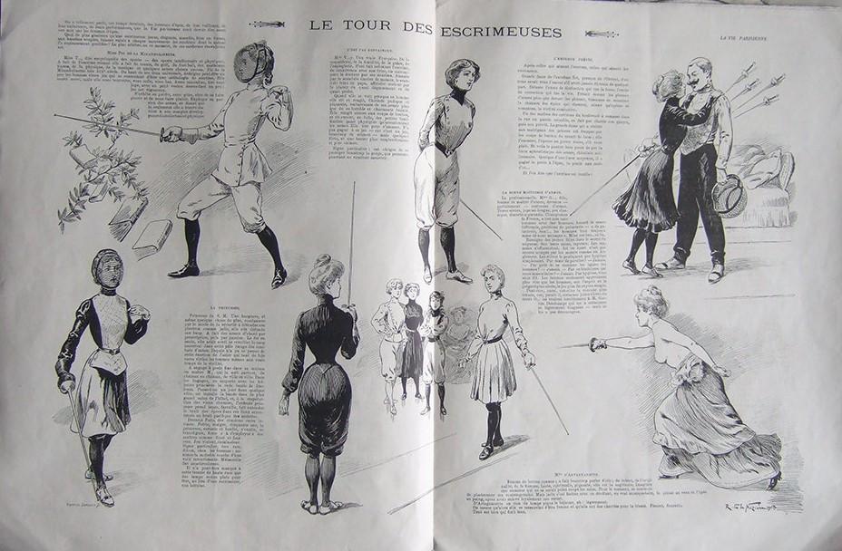 1903 16 mai La vie parisienne