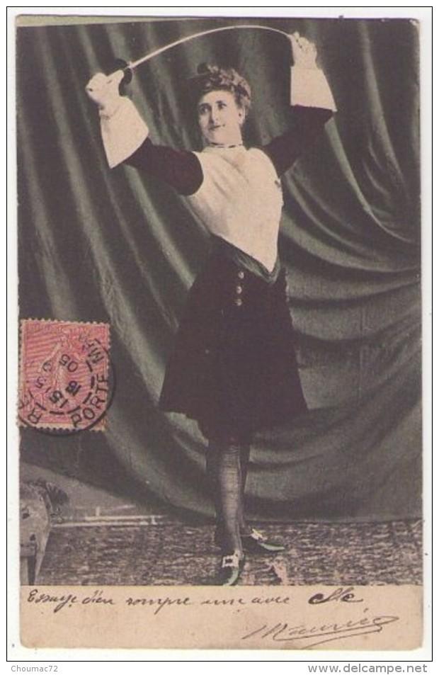 1905 Essayez d'en rompre une avec elle