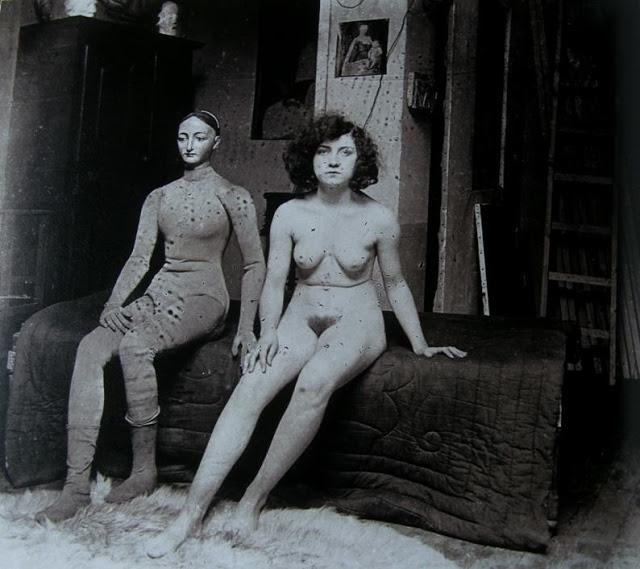 1930 ca Andre Derain - La Femme et le Pantin