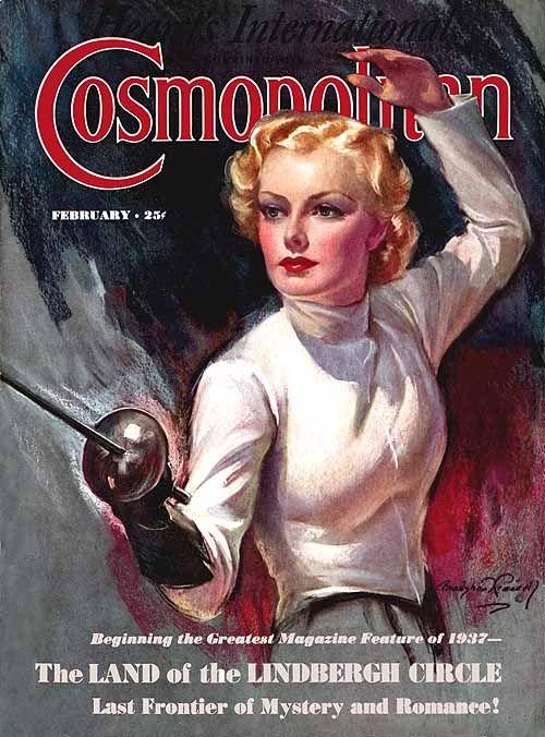 1937 cosmopolitan Bradshaw Crandell
