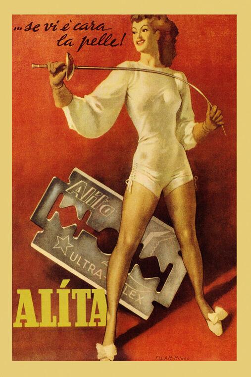 1943-50 Alita se vie e cara la pelle Milano