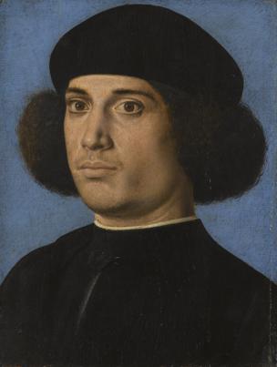 Andrea Previtali 1502 Museo Poldi Pezzoli Milan recto