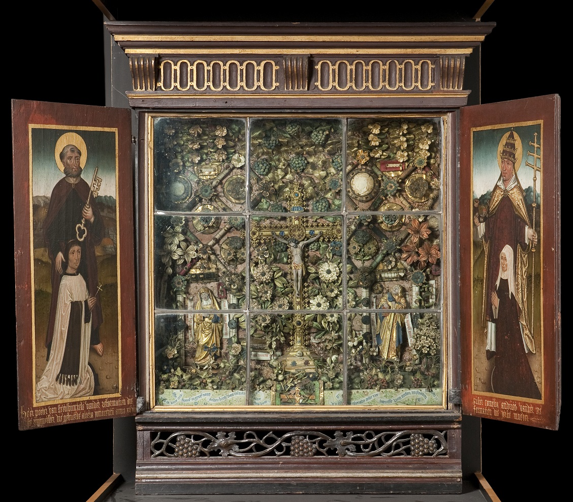 Crucifixion Hofje ca. 1525–28,Museum_Hof_van_Busleyden_Mechelen (c) Kirk-IRPA