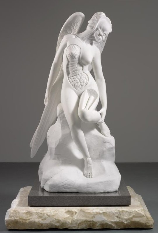Damien Hirst The Anatomy of an Angel 2008