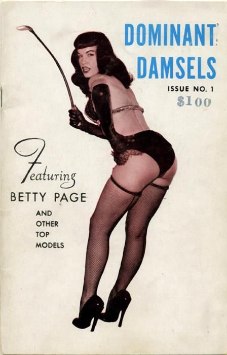 Dominant damsels No1 1950-55