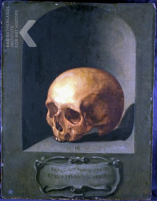 Golzius 1616 MEMORAREM. VISSIM...TU ET IN A TERNV... NONPECT..A...