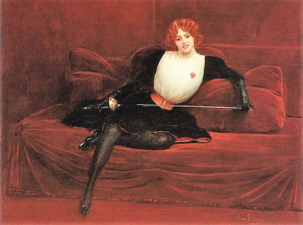 Jean Beraud 1890-1895