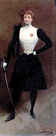Jean Beraud 1895 ca E