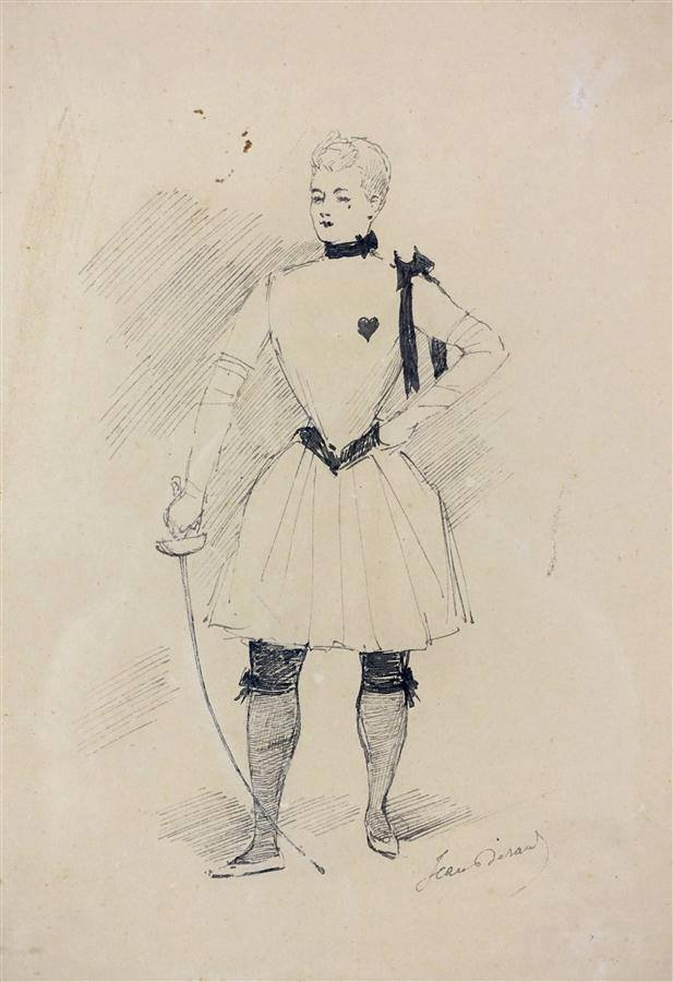 Jean Beraud 1905 ca