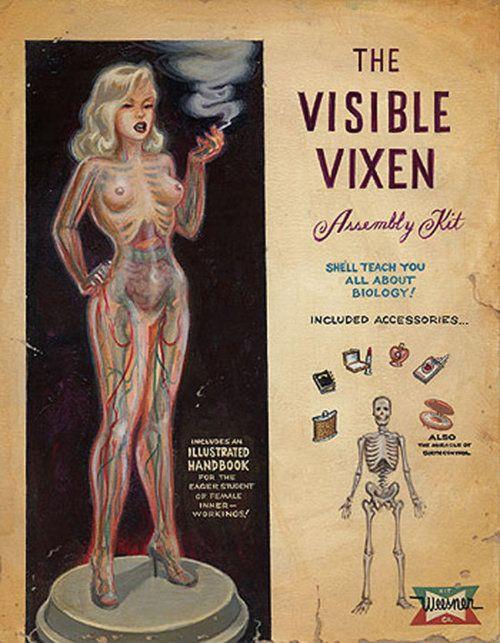 Keith Weesner 2006 The visible vixen