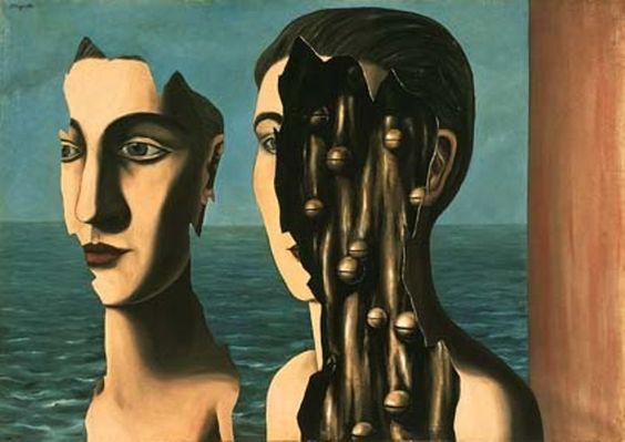 Magritte le double secret 1927
