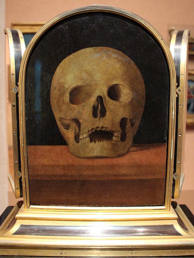 Mariotto di Bigio Albertinelli 1500 Museo Poldi Pezzoli Milan triptyque verso