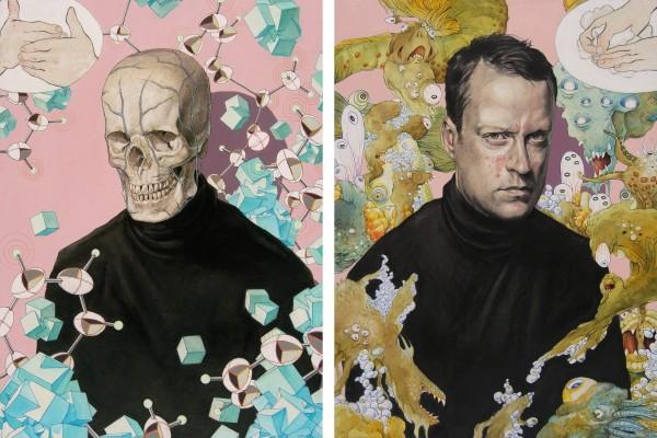 Michael-Reedy-self-portrait