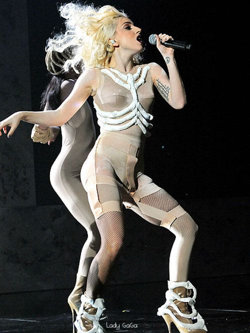 Oscar Olima 2009 Lady Gaga