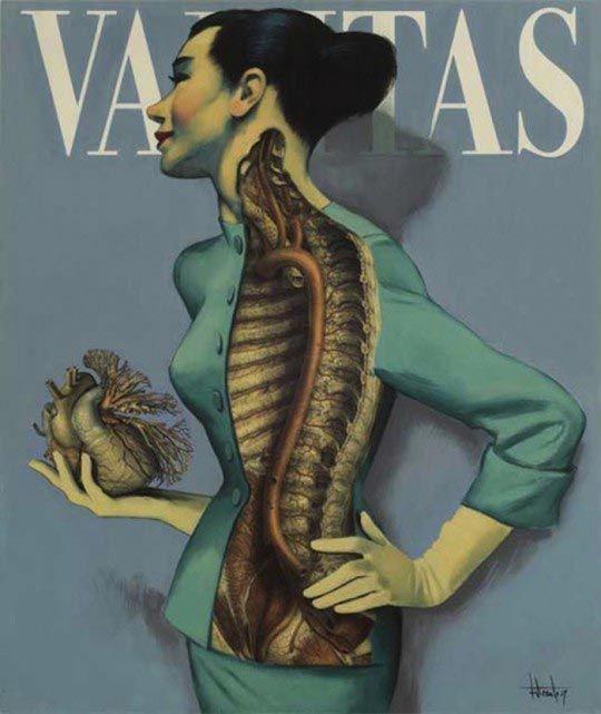 Vanitas-Fernando-Vicente Carne d'amour