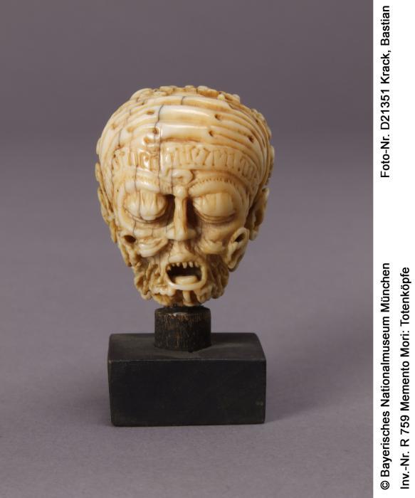 der not der biteren Tot aller nocht oberst 1522 Munich, Bayerisches Nationalmuseum A