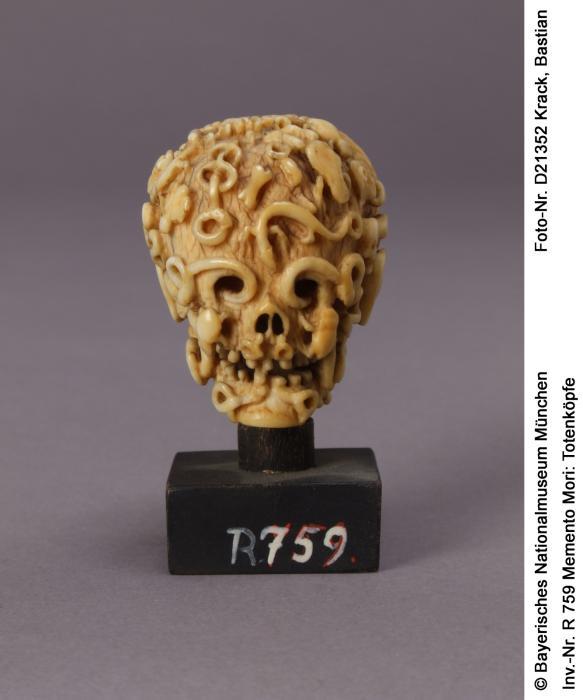 der not der biteren Tot aller nocht oberst 1522 Munich, Bayerisches Nationalmuseum B