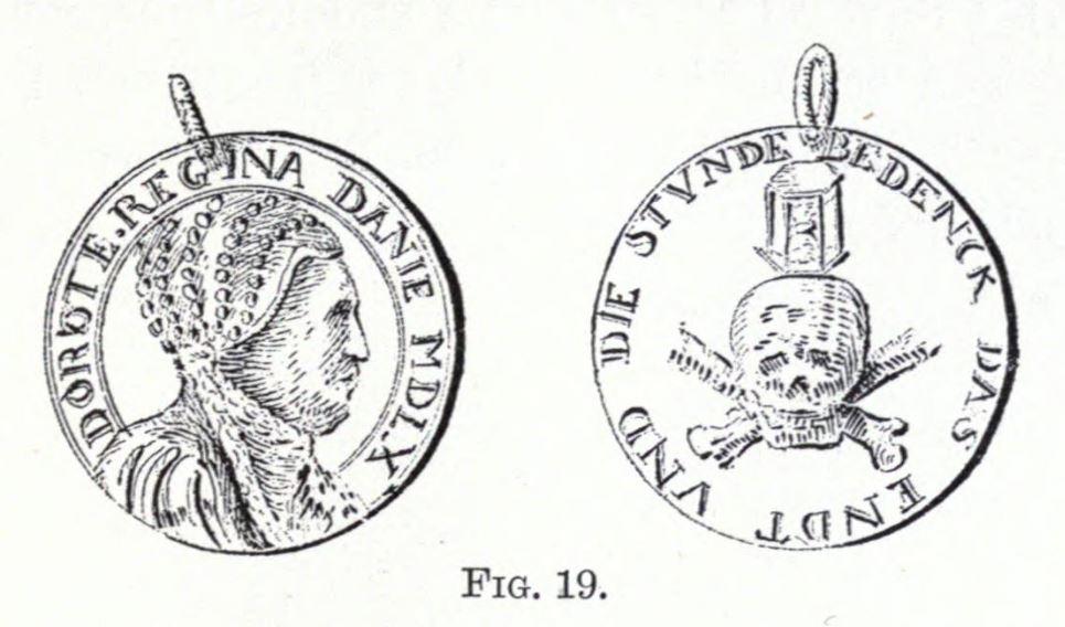 1560 Reine Dorothee du Danemark