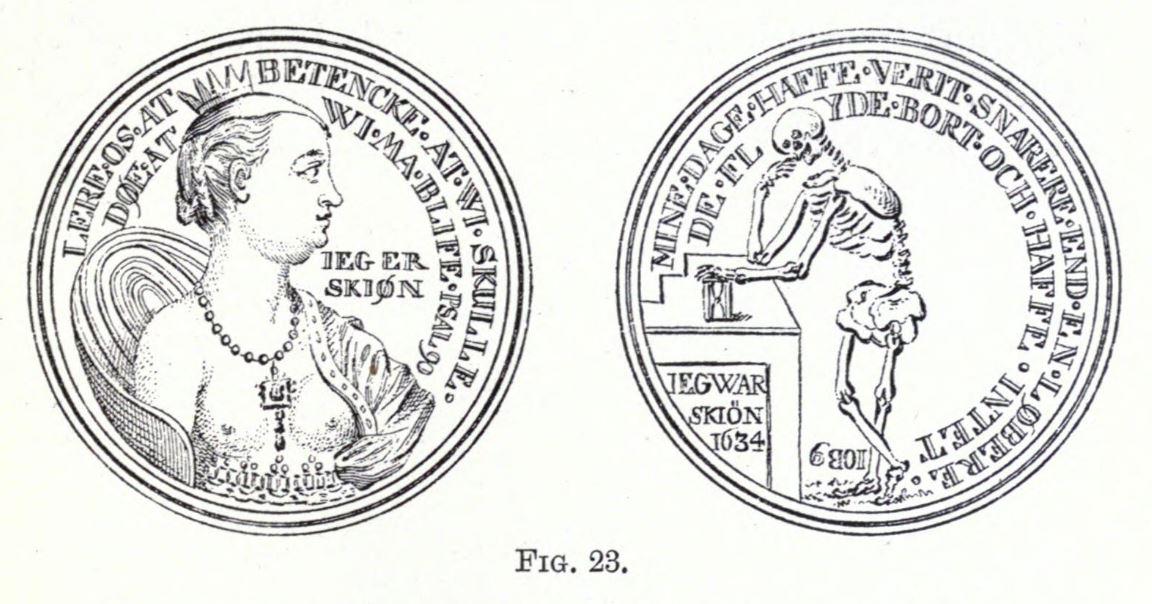 1634 Memento mori danois