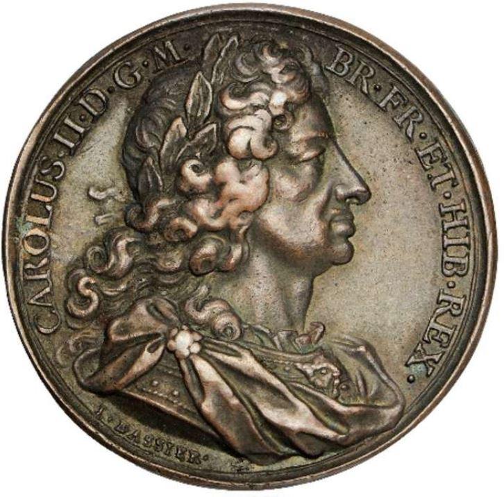 1684 Charles II A
