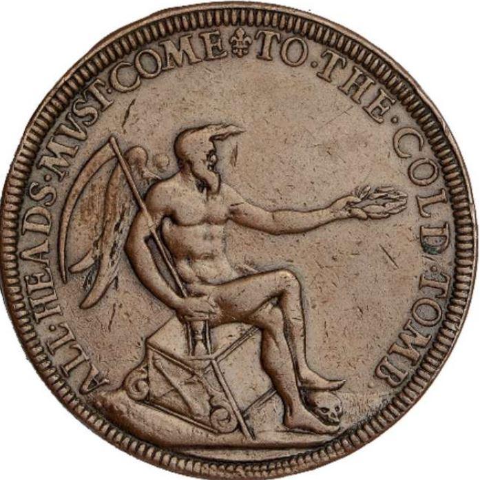 1684 Charles II B