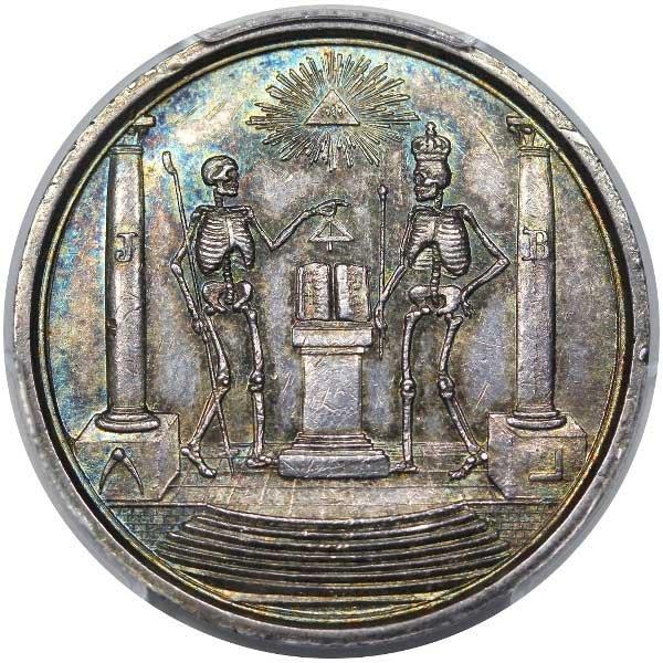 1795 Loge de la Parfaite egalite Rouen B
