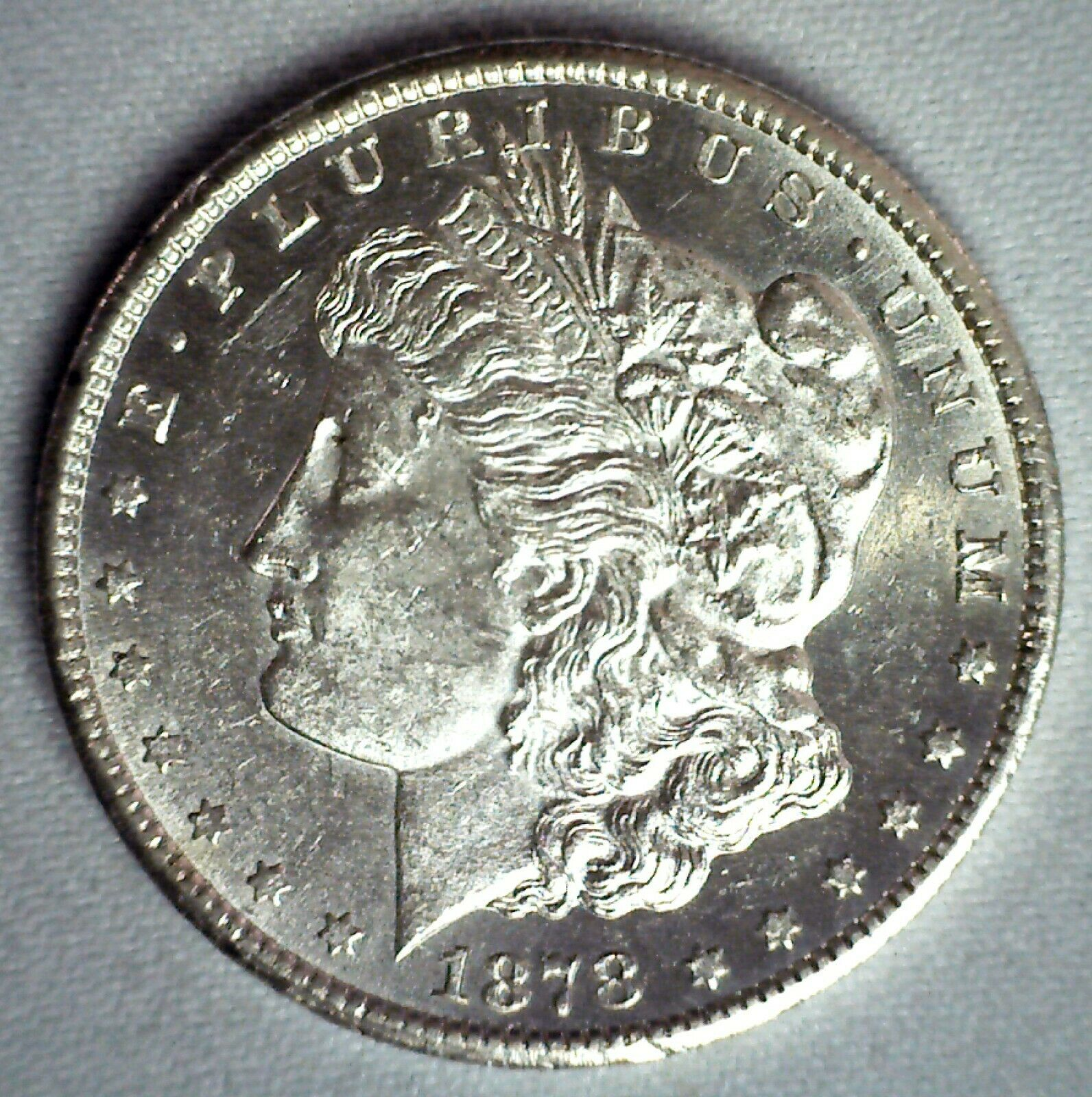 1878-Morgan-One-Dollar