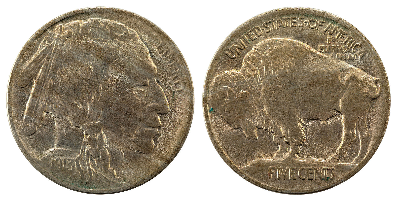 1913-5C-Buffalo_Nickel