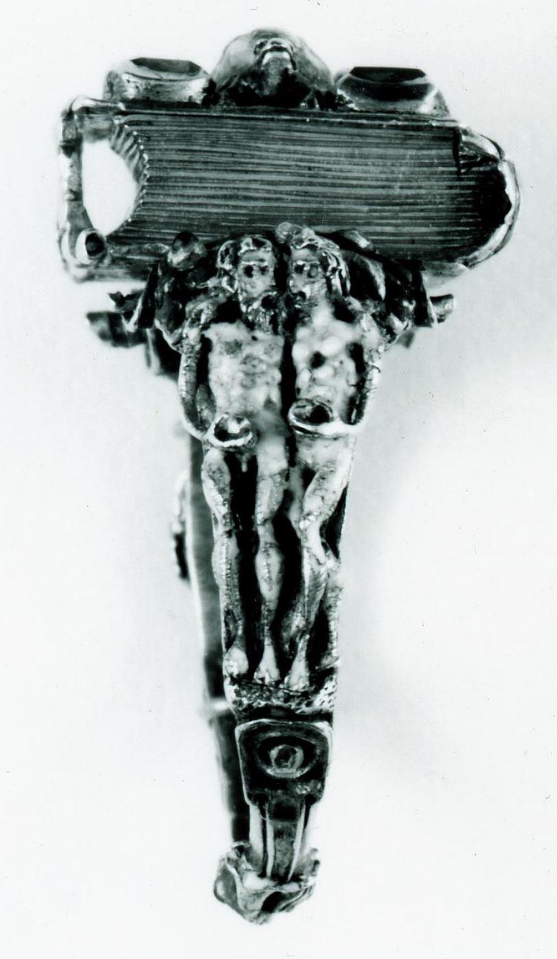 Anneau Memento Mori Flandres 1525-1575 British Museum D