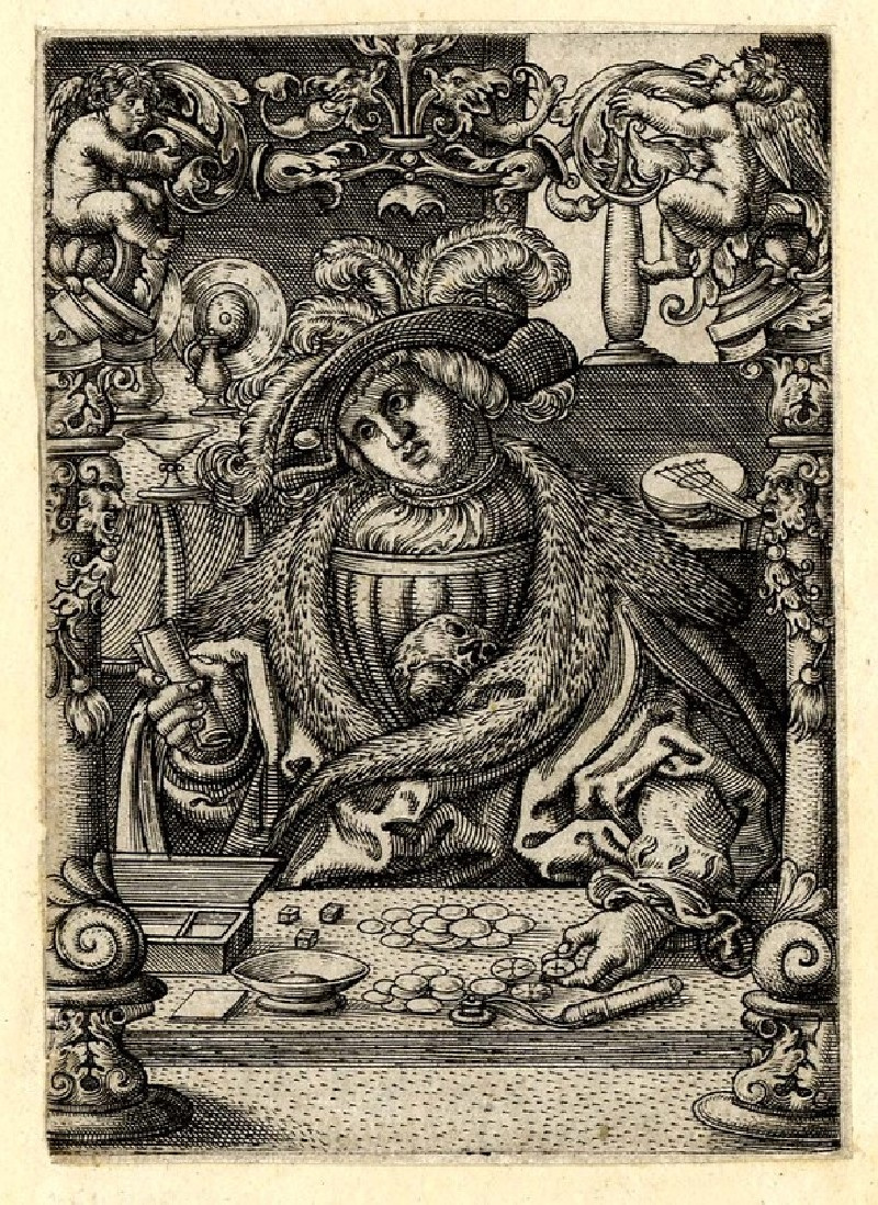 Anonyme, apres 1520, Ashmolean Museum