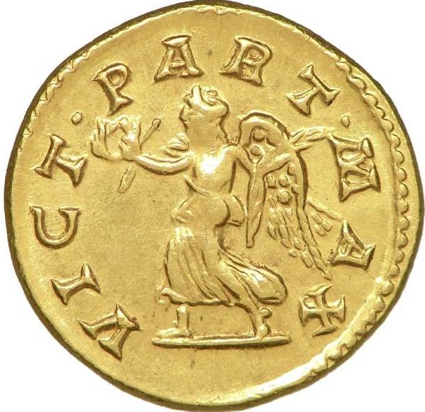 Aureus_a_l'effigie_de_Caracalla 204 B