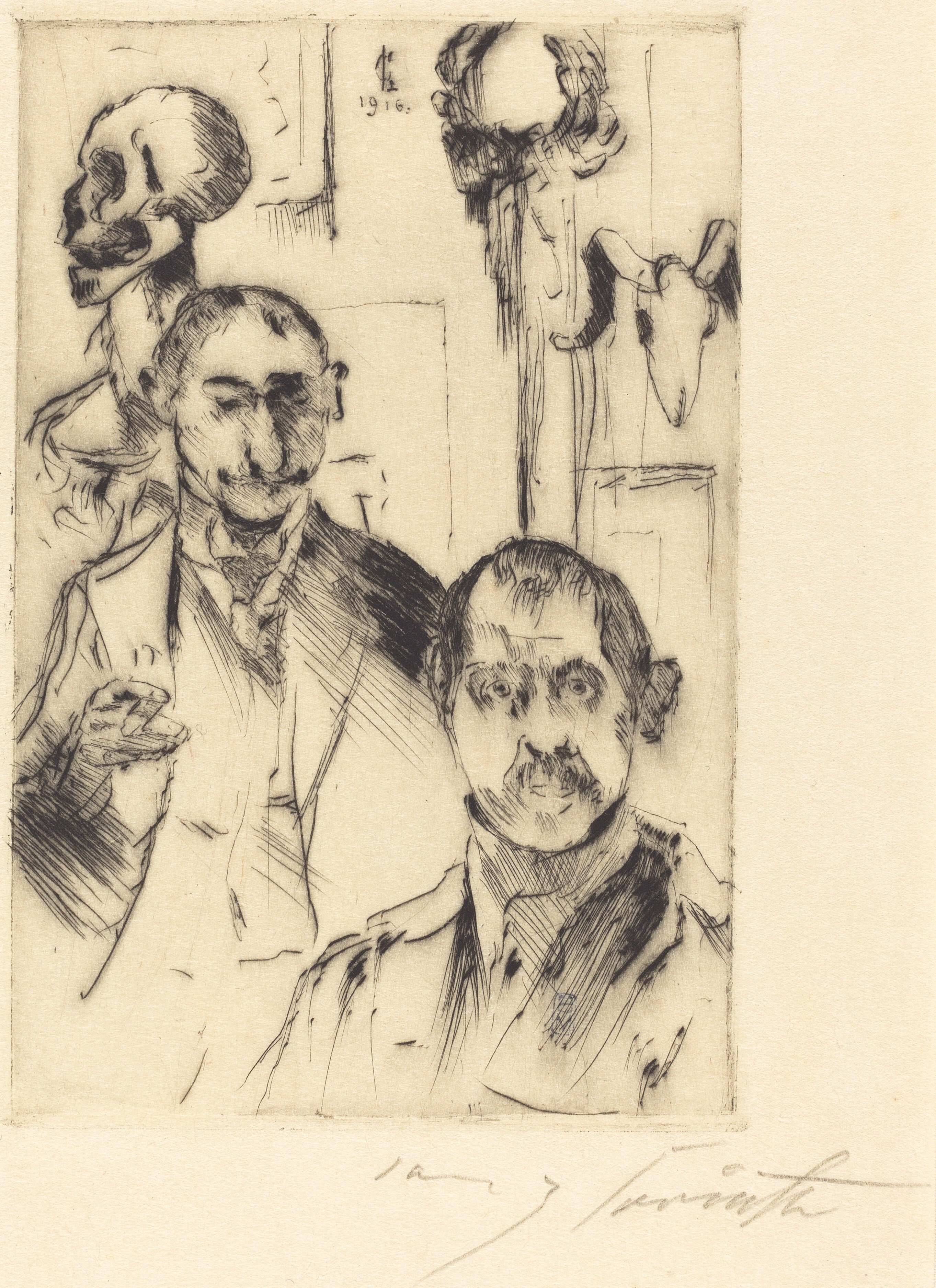 Corinth 1916 doppelbildnis_mit_skelett_(double_portrait_with_skeleton)
