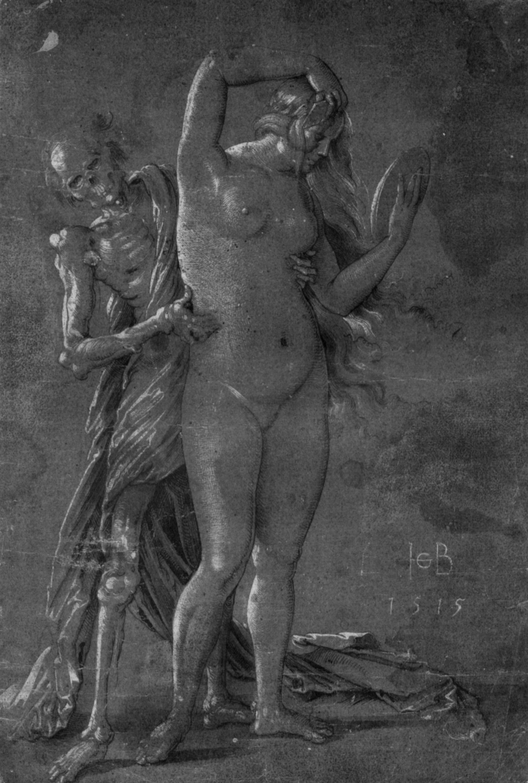 Hans Baldung Grien 1515 Kupferstichkabinett Berlin