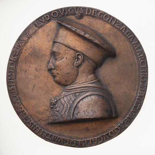 Ludovico Gonzaga da Mantova Pietro di Fano