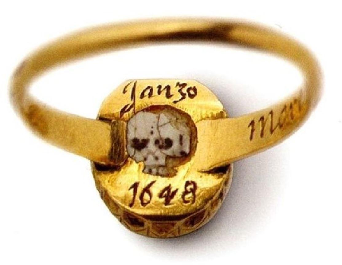 Memento mori Charles I col priv B