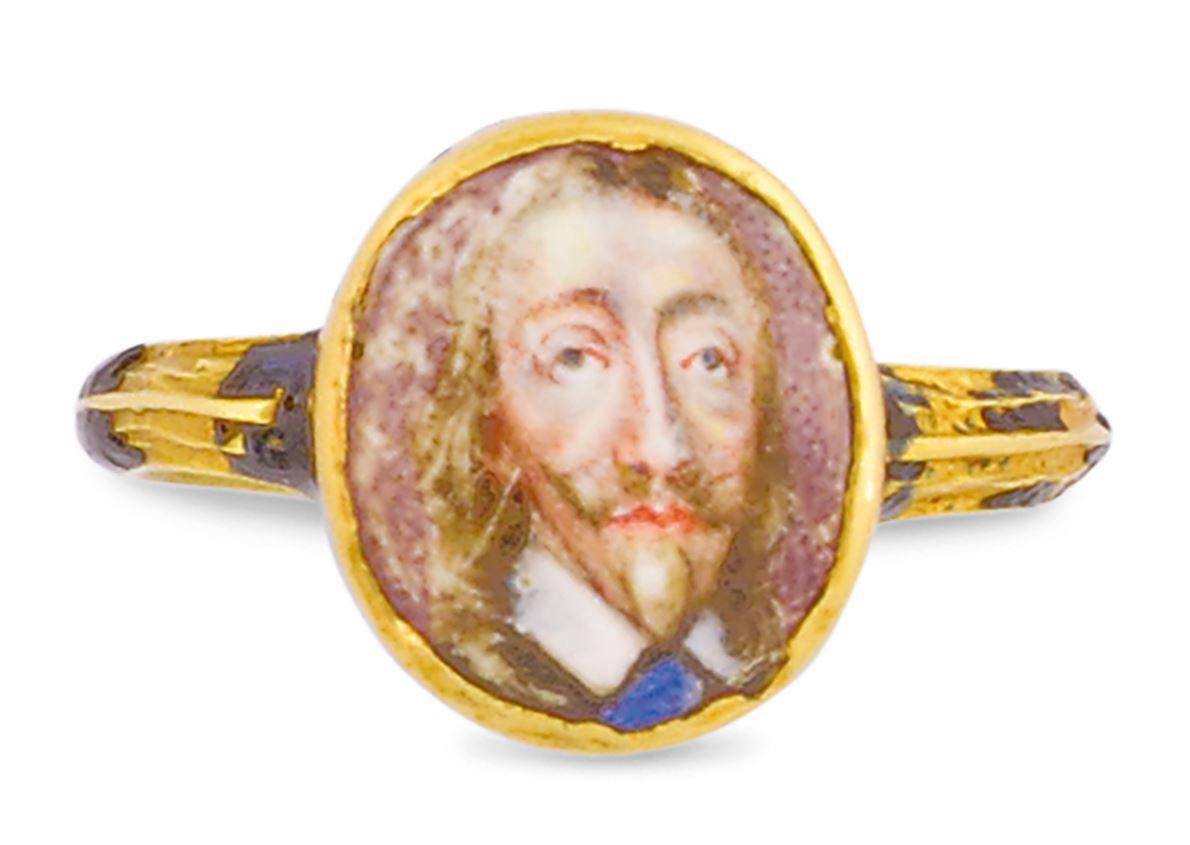 Memento mori Charles I col priv christies A