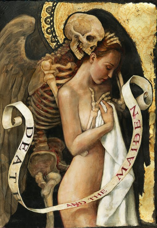 PJ Lynch Death and the maiden, 2010