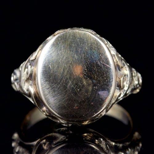 Skull Diamond Locket Ring Memento Mori 18ct Gold2-500x500